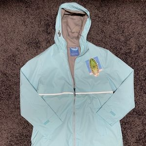 🎉Final Price ⬇️ Charles River rain jacket NWT!